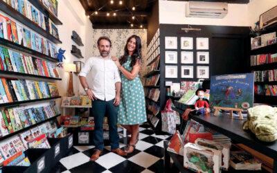 A Poets and Dragons Bookshop abre ao público